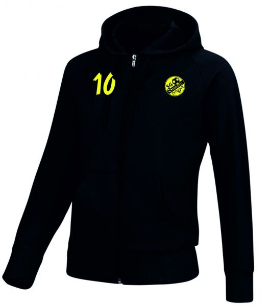 Kapuzenjacke Team Damen